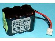 Ultralast DC-23 Replacement Sportdog SD-800 Transmitter Battery