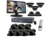 Revo America R165D5Gt7Gm23-8T 16-Channel Super Loaded Surveillance System