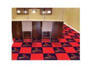 St Louis Cardinals Carpet Tiles