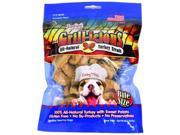 Loving Pet Grill-Icious Bite Size All-Natural Dog Treats 8 Ounce Turkey 5460