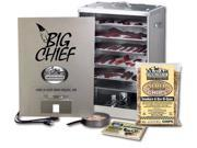 Smokehouse Products 9894-000-0000 Big Chief Front Load Smoker