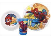 Zak Design Spider-Man SPIO-0392 Window Box Set, Pack Of 3 9SIA00Y1N70754