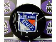 Autograph Warehouse 62325 Mike Keenan Autographed New York Rangers Hockey Puck 1994 Stanley Cup Champions Head Coach 9SIA00Y1N80354