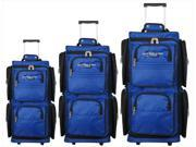Overland Travelware GB18-3 Vertical Duffel Bag Set - Piece of 3