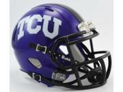 Riddell CD-9585589476 TCU Mini Replica Helmet