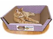 Omega Paw In RBCB Ripple Board Cat Bed Pack of 3