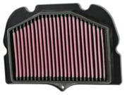 K&N HIGH FLOW PERFORMANCE AIR FILTER SU-1308 08-10 SUZUKI GSX1300R HAYABUSA 9SIA25V5RW7821