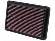 K&N Filters 33-2134 Air Filter Fits 95-03 323 Protege Protege5 9SIA6TC5PB0268