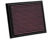 K&N Filters Air Filter 9SIA33D2RE4381