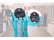 Jokari 070434 Closet Mates Hanger Pockets