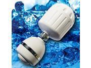 Sprite Industries HO2-WH-M Sprite High Output Shower Head