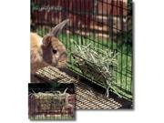 Precision Pet 2991-HAYMGR Hay Manger - Black