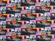 Image of DecorDogz Galore D123XL US Marines XL Bandana