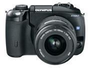 Olympus 7.5 Megapixel Digital Camera Body with 14-45mm. Lens - Black