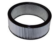 aFe Power 18-11416 Magnum flow Round Racing Pro 5R Air Filter with screens 14 OD x 12 ID x 5 H in. Black & Red