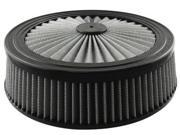 aFe Power 18-31415 Magnum flow Round Racing Pro 5R Air Filters with Top Racer, Black & Red - 14 D x 5 H in.