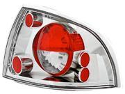 IPCW CWT-CE1112C Nissan Sentra 2000 - 2003 Tail Lamps, Crystal Eyes Crystal Clear