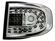 IPCW Tail Lamp LED LEDT-2038C 07-09 Toyota FJ Cruiser Crystal Clear