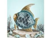 Deco Breeze Tropical Fish Figurine Fan 9SIV00369Y9921