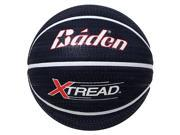 Baden BR7XT-01-F X-Tread Official Tire Tread Rubber Basketball Size 29.5 in.