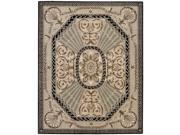 Nourison 77993 Versailles Palace Area Rug Collection Beige 7 ft 6 in. x 9 ft 6 in. Rectangle