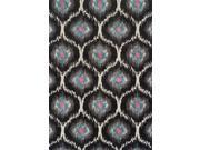 Dalyn MG360CH8X11 7 ft. 10 in. x 10 ft. 7 in. Modern Greys Charcoal Area Rug
