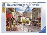 Ravensburger Usa Inc 14116 19.5 in. X 14.25 in. Quaint Shops
