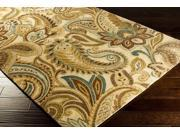 Surya Rug ELO4000-3353 Rectangle Barley Hand Tufted Area Rug 3 ft. 3 in. x 5 ft. 3 in.