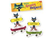 Image of Edupress EP-348 Groovy Classroom Jobs Mini Bbs