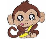 C&D Visionary P2-4210 C&D Visionary Patches-Baby Monkey 9SIA77T31J4305