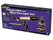 Educational Insights EI-5273 Geosafari Telescope And Microscope Set