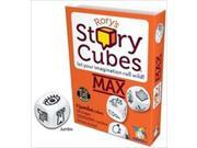 Gamewright 318C Rorys Story Cubes Max Board Game