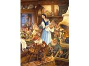 Masterpeice Puzzle 71237 Snow White and the Seven Dwarves 9SIV16A6717474