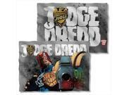 Wicked Tees Judge Dredd Last Words Pillow Case 9SIV06W2H53066