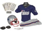 Franklin IF-FRA-15700F24-Y1 New England Patriots Deluxe Youth Uniform Set - Small