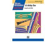 Alfred 00-33812 It s Holiday Time - Music Book