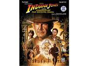 Alfred 00-31770 Indiana Jones and the Kingdom of the Crystal Skull Instrumental Solos - Music Book 9SIA00Y2387424