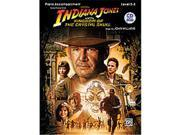Alfred 00-31779 Indiana Jones and the Kingdom of the Crystal Skull Instrumental Solos - Music Book 9SIV06W2JC8472