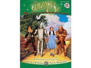Alfred 00-34294 The Wizard of Oz- 70th Anniversary Edition for Fingerstyle Solo Guitar - Music Book 9SIA00Y2388412