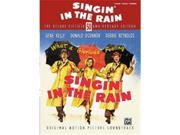 Alfred 00-26121 Singin in the Rain- Deluxe 50th Anniversary Edition - Music Book 9SIA00Y2390577