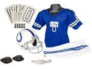 Franklin IF-FRA-15700F20-Y1 Indianapolis Colts Deluxe Youth Uniform Set - Small