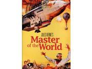 MGM 883904250135 Master of the World (1961) - DVD