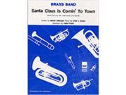Alfred 55-9749A Santa Claus Is Comin to Town - Music Book 9SIA00Y2394953