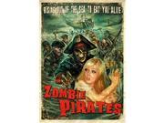 Bayview Entertainment RME2159 ZOMBIE PIRATES 9SIV06W2HR3766