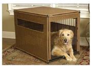 Solvit Products 62403 Medium Pet Residence, Dark Brown