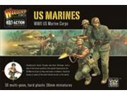 Warlord Games BAI06 Bolt Action - Us Marines Plastic Boxed Set - 30 9SIA00Y23D6160