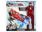 Hasbro A7363 Avn Titan Iron Man With Battle Racer 9SIA00Y23D6630