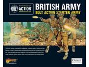 Warlord Games BSTART04 Bolt Action - British Starter Army 9SIA00Y23D9597