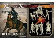 Wyrd Miniatures 20115 Guild Relic Hunters Box Set M2E 9SIACGR5469443