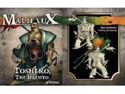 Wyrd Miniatures 20218 Resurrectionists Toshiro The Daimyo M2E 9SIA00Y23D4746
